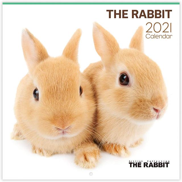 THE RABBIT 2021年カレンダー