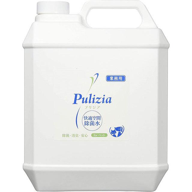 快適空間除菌水プリジア  業務用 4L
