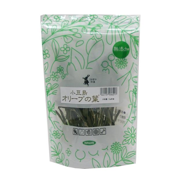 うさぎの和漢 小豆島 オリーブの葉 10g