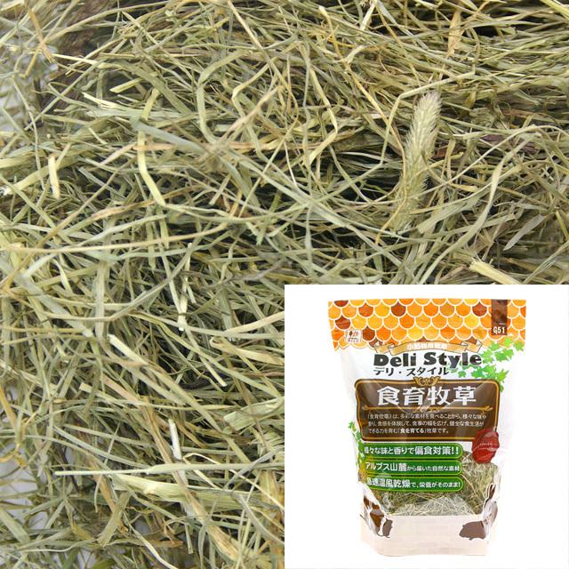 【無料プレゼント】デリスタイル  食育牧草 お試し品