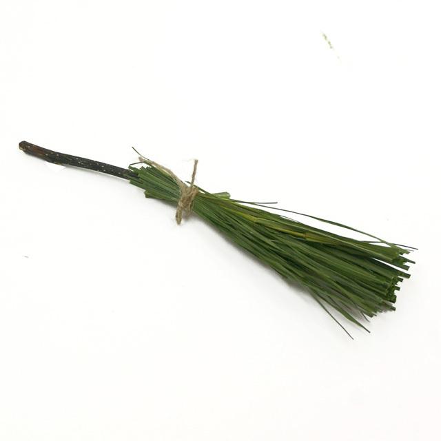 【5,000円以上でプレゼント】究極の乾燥牧草 ☆魔女のほうき☆