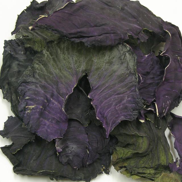 無添加・無着色 国産紫キャベツ 30g
