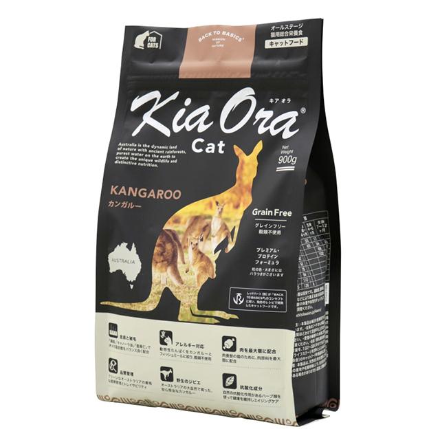 Kia Ora(キア オラ) キャットフード カンガルー 300g