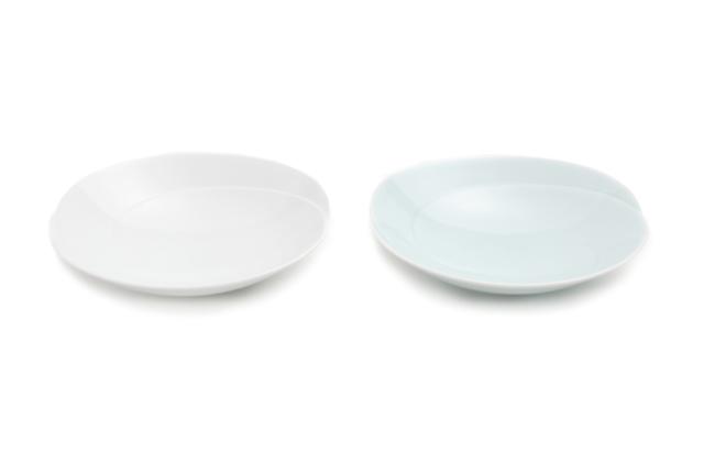 白山陶器 ともえ 多用浅鉢