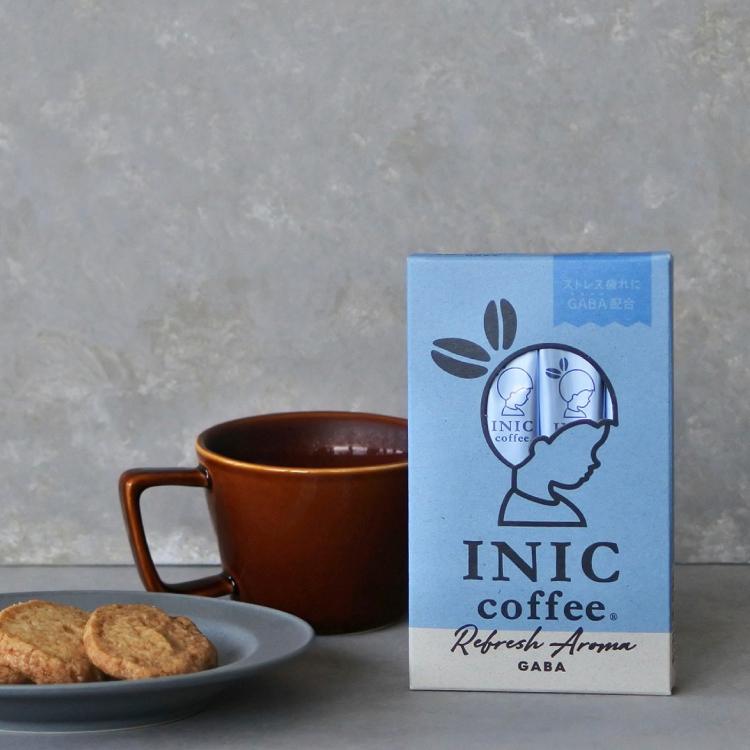 INIC coffee インスタントコーヒー  リフレッシュアロマ