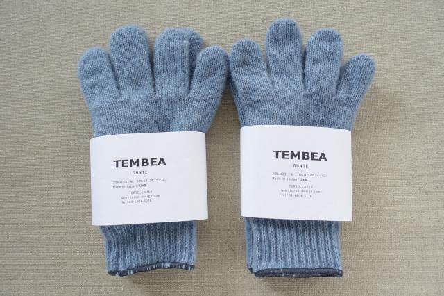 TEMBEA(テンベア) GUNTE ウール軍手