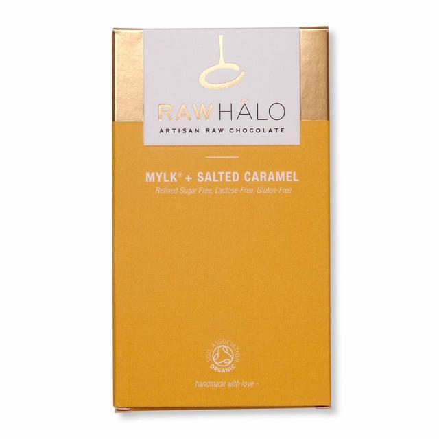 Raw Halo(ローハロー)オーガニックローチョコレート