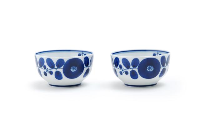 白山陶器 「BLOOM・ブルーム」 デザートカップ 10cm