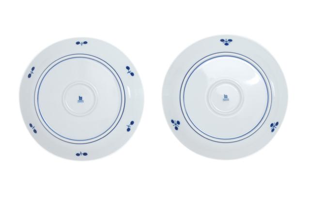 白山陶器 「BLOOM・ブルーム」 プレート(M) 19.5cm