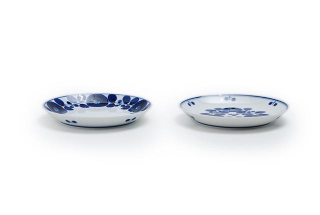 白山陶器 「BLOOM・ブルーム」 プレート(S) 16.5cm