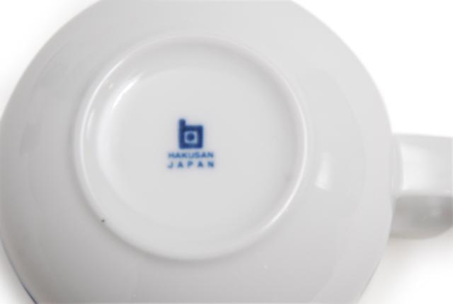 白山陶器 「BLOOM・ブルーム」 マグ