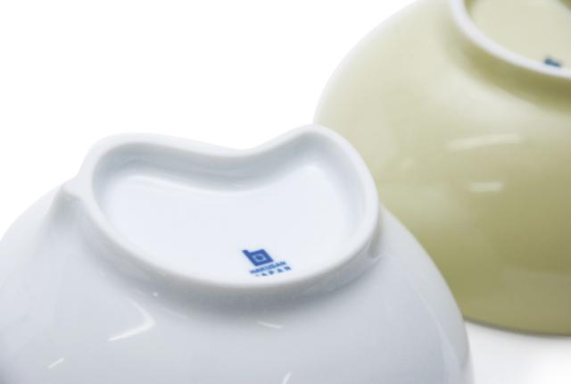 白山陶器 PiPi(ピピ)お茶わん