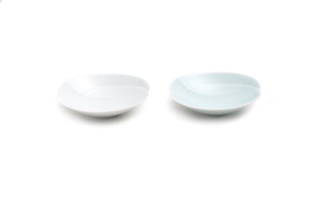 白山陶器 ともえ 浅鉢
