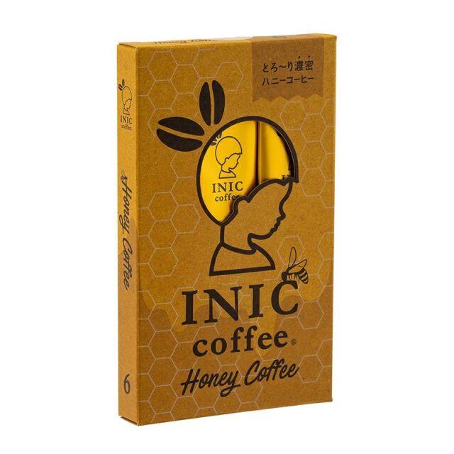 INIC coffee インスタントコーヒー ハニーコーヒー