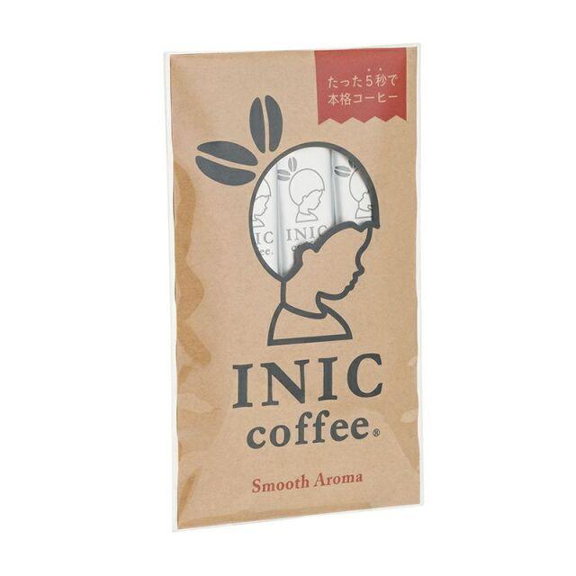 INIC coffee インスタントコーヒー スムースアロマ