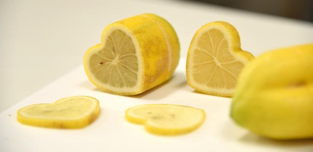 光浦醸造 フロートレモンティーレモンハート