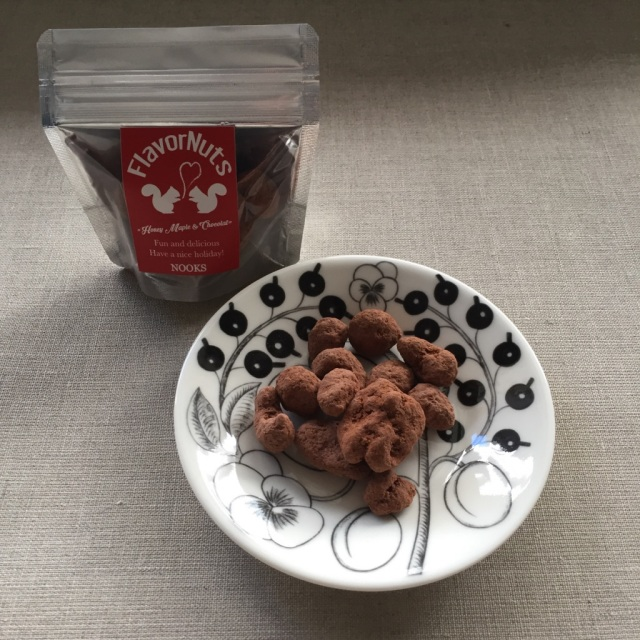 NOOKS MARKET ショコラオレ&ハニーメープルナッツ 40g 袋