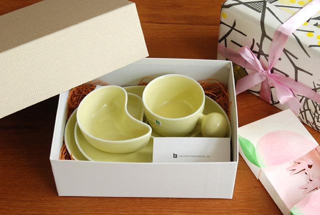 白山陶器 PiPi(ピピ) ランチプレート