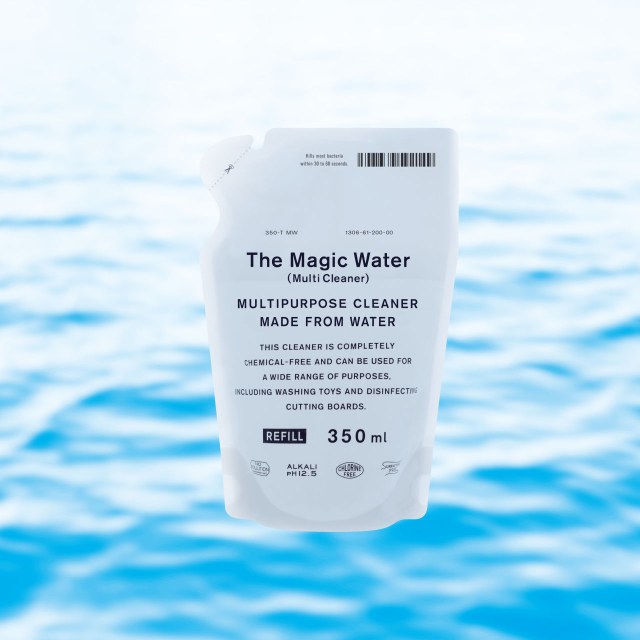 THE,マジックウォーター,The Magic Water ,Multi Cleaner