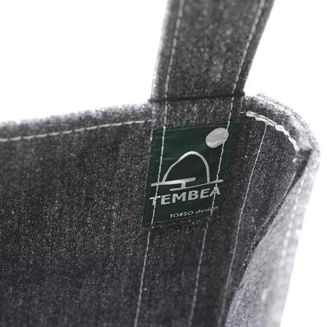 TEMBEA(テンベア) BAGUETTE TOTE (バゲットトート)スモール 杢 もく