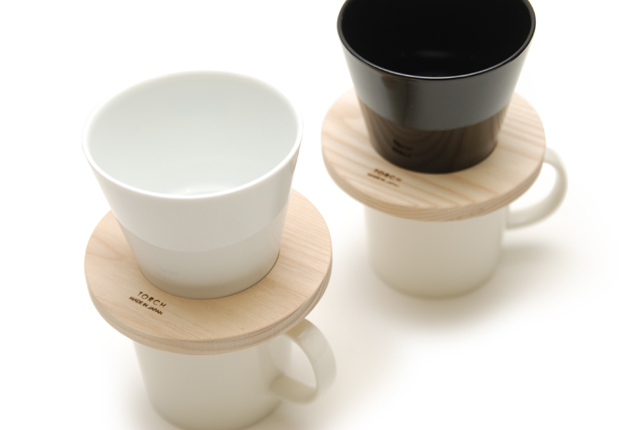 TORCH donut coffee dripper ドーナツドリッパー