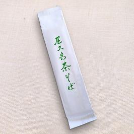 屋久島八万寿茶園 茶そば