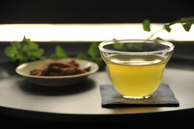 屋久島八万寿茶園 有機玄米茶