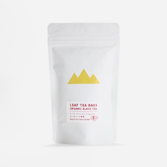 屋久島八万寿茶園 有機紅茶 ティーバッグ