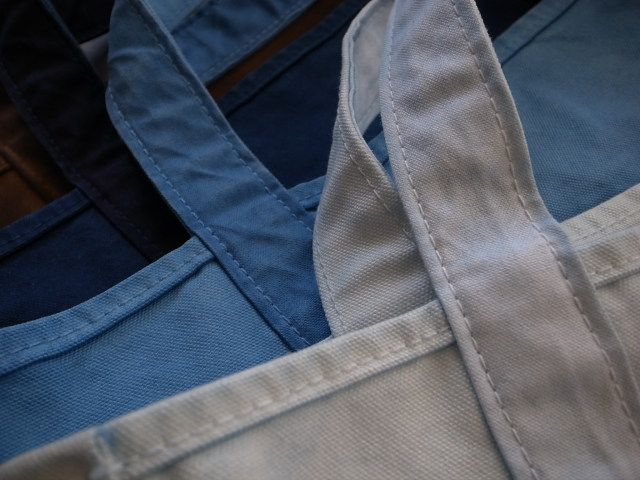 TEMBEA(テンベア) OPEN TOTE MEDIUM INDIGO