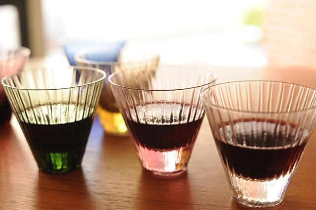 Sugahara Glass(スガハラガラス) 「kiira(キーラ)」
