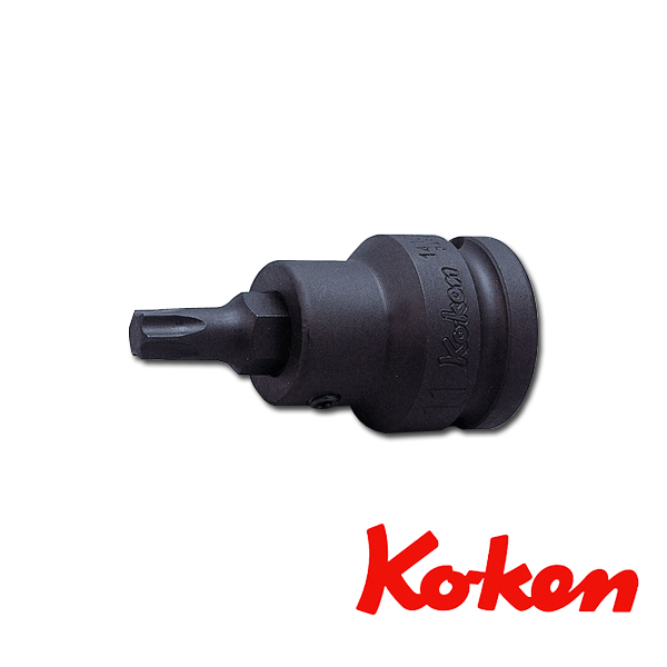 """Koken(コーケン) 1/2""""-12.7 14105-11-T55 インパクトトルクスビットソケットレンチ T55"""