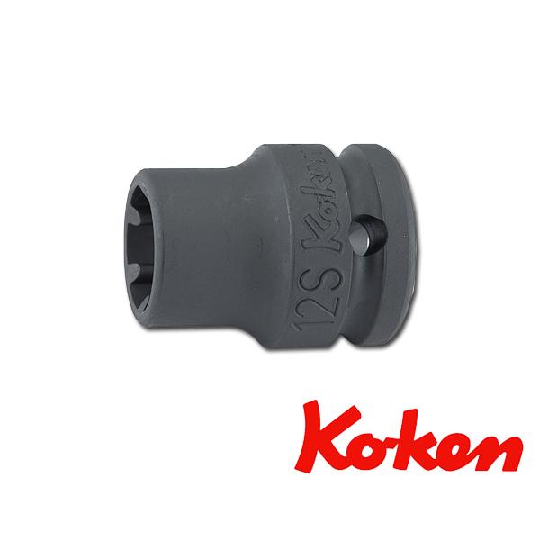 ko-ken (コーケン) コーケン工具 LHSソケット 14401LH