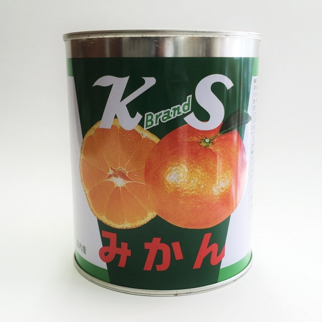 ≪取り寄せ商品≫みかん缶 2号缶(480g/830g)
