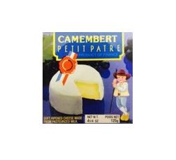 【白カビ】カマンベール プチパトゥー125g【フランス産】