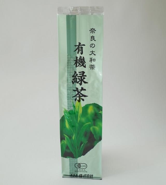 奈良の大和茶・有機緑茶 100g