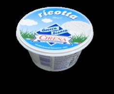 ≪取り寄せ商品≫【フレッシュ】リコッタ チレザ 250g【イタリア産】