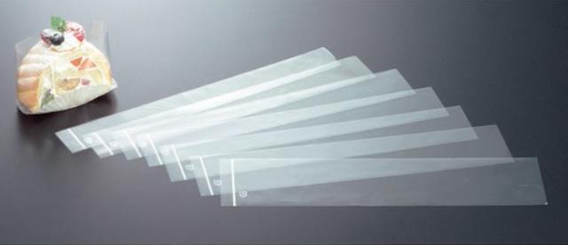 《14日納期》#80 ケーキフィルム 80×300 ホワイト/1000枚入