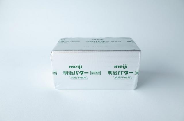 明治 無塩バター 450g
