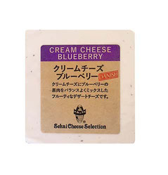 クリームチーズブルーベリー130g