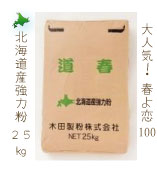 道春(春よ恋100)25kg