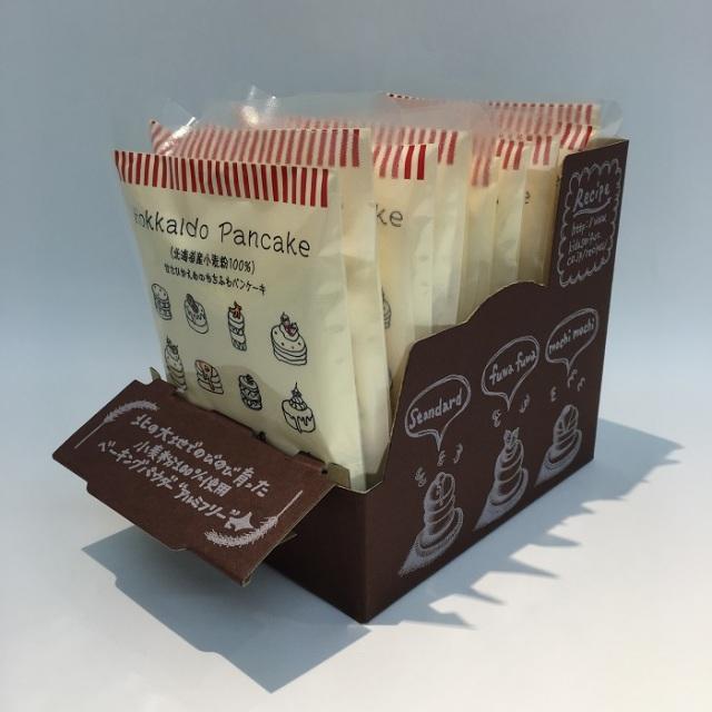 北海道パンケーキミックス 1BOX(150g×10袋)