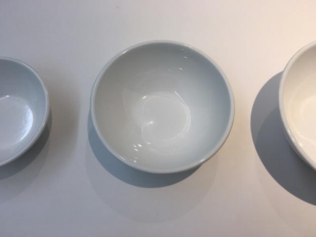 ホワイトホーローボール 14cm