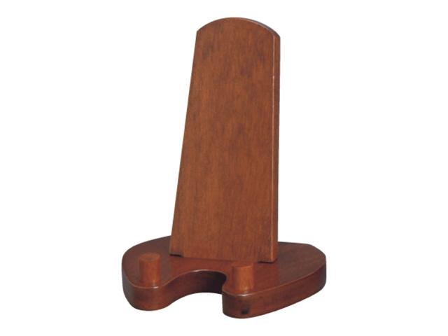 木製 モダン見台 ブラウン色