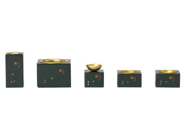 木製シリーズ クワトロ グリーン