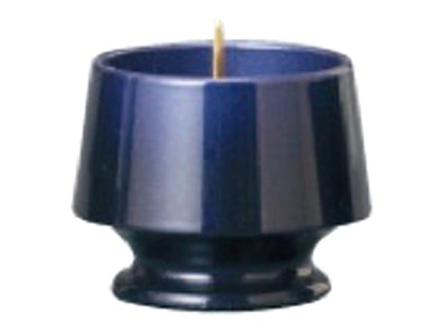 健気(けなげ) 灯立 ロイヤルブルー[火立て ローソク立て ろうろく立て](lfy-043)