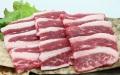 国分牧場国産若牛焼肉用バラ(カルビ)