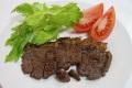 醤油麹ランプステーキ