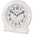 [クロック/時計の名入れ・文字入れOK] コチコチ音のない連続秒針のめざまし時計 視認性の良いシンプルスタイルです シチズンめざまし時計 【セリアRA18】 8REA18-013 [送料区分:A][ラッピング・のし書き・手提げバッグ無料]