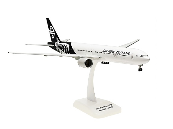 HoganWings/ホーガンウイングス B777-300ER ニュージーランド航空 2014新塗装 ランディングギア・スタンド付属