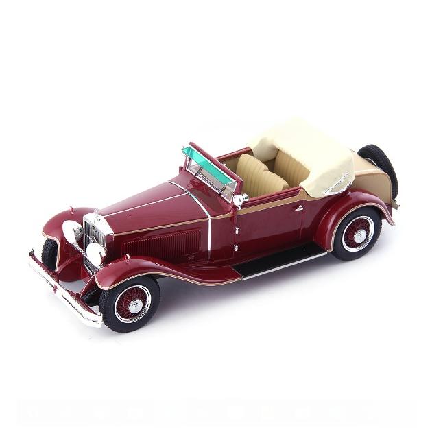 Auto Cult/オートカルト Simson Supra 18/90 タイプ A 1924  レッド